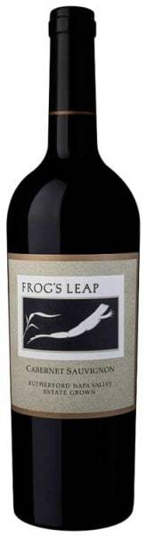Frog's Leap Cabernet Sauvignon Estate Grown Napa valley 2017