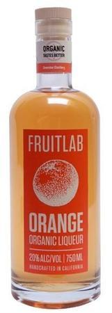 Fruitlab Orange Organic Liqueur-Wine Chateau