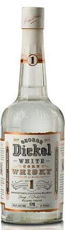 George Dickel White Corn Whisky No 1-Wine Chateau