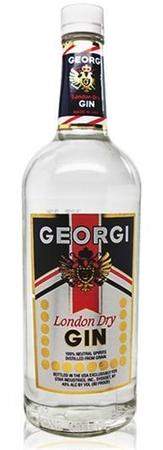 Georgi Gin London Dry-Wine Chateau