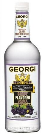 Georgi Vodka Grape-Wine Chateau