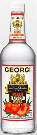 Georgi Vodka Peach