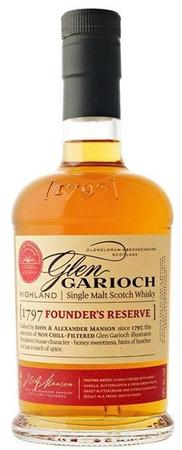 Glen Garioch Scotch Single Malt 1794 Founder's Reserve