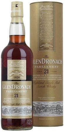 Glendronach Scotch Single Malt 21 Year Parliament-Wine Chateau