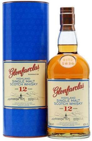 Glenfarclas Scotch Single Malt 12 Year-Wine Chateau