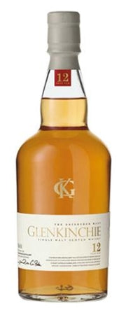 Glenkinchie Single Malt Scotch 12 Year