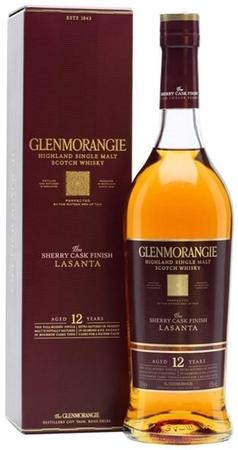 Glenmorangie Scotch Single Malt Lasanta-Wine Chateau