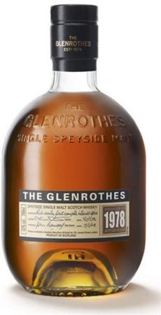 Glenrothes Scotch Single Malt 1978 1978