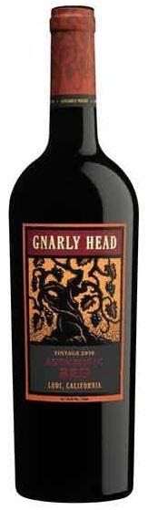 Gnarly Head Authentic Red 2017