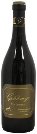 Goldeneye Pinot Noir Ten Degrees 2011