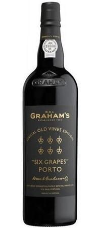 Graham's Port Six Grapes Special Old Vines Edition-Wine Chateau