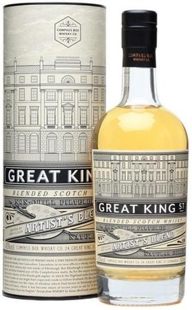 Great King Street Scotch Artist's Blend-Wine Chateau