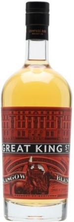 Great King Street Scotch Glasgow Blend