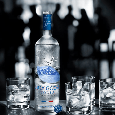 Vodka Gray Goose