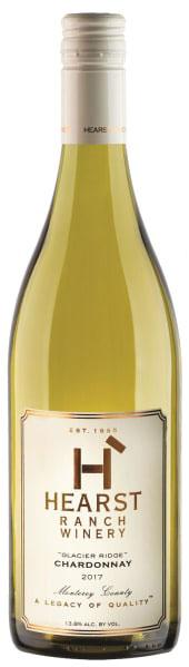 Hearst Ranch Winery Chardonnay Glacier Ridge 2017