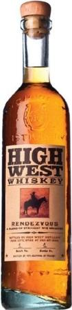 High West Whiskey Rendezvous Rye-Wine Chateau