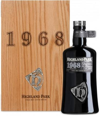 Highland Park Scotch Single Malt Orcadian Series 1968 1968