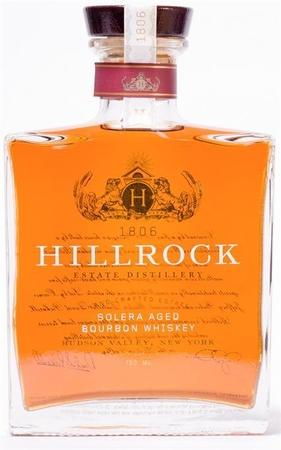 Hillrock Rye Whiskey Double Cask