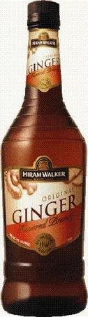 Hiram Walker Brandy Ginger