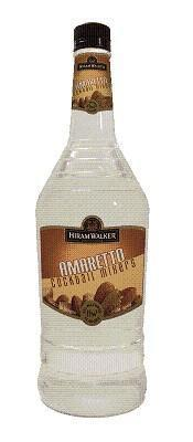 Hiram Walker Liqueur Amaretto-Wine Chateau