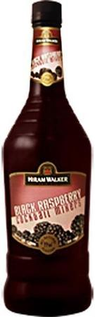 Hiram Walker Liqueur Black Raspberry-Wine Chateau