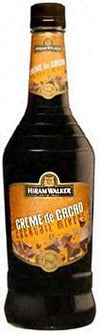 Hiram Walker Liqueur Creme de Cocoa Brown-Wine Chateau