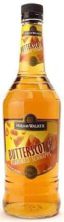 Hiram Walker Schnapps Butternip-Wine Chateau