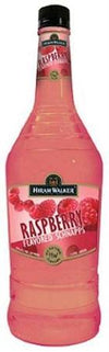 Hiram Walker Schnapps Raspberry-Wine Chateau