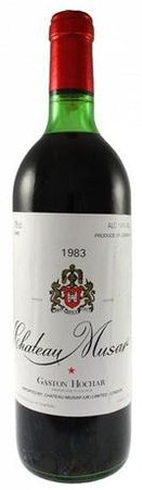 Chateau Musar Red 1983
