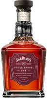 Jack Daniel's Rye Whiskey Single Barrel