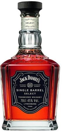 Jack Daniel's Whiskey Single Barrel Select-Wine Chateau