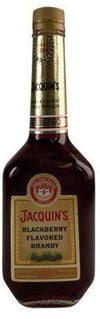 Jacquin's Brandy Blackberry-Wine Chateau