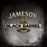 Jameson Irish Whiskey Black Barrel
