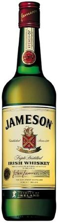 Jameson Irish Whiskey-Wine Chateau