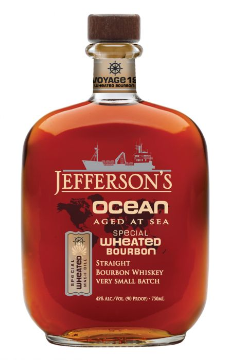Jefferson's Ocean Voyage #19 Wheated 2019
