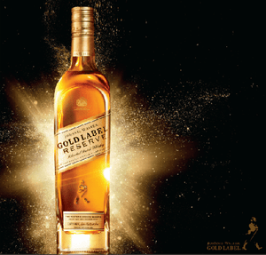 Johnnie Walker Scotch Gold Label Reserve-Wine Chateau