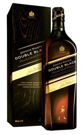 Johnnie Walker Scotch Whiskey Double Black-Wine Chateau