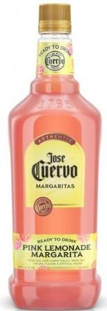 Jose Cuervo Margaritas Authentic Pink Lemonade