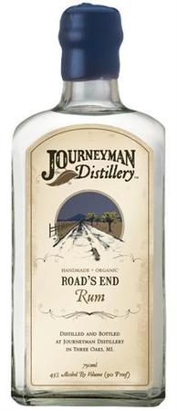 Journeyman Distillery Rum Road's End-Wine Chateau