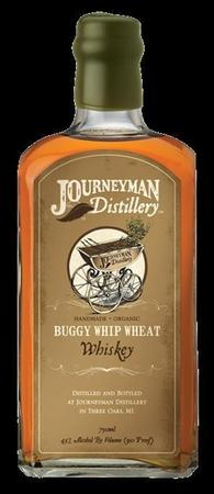 Journeyman Distillery Whiskey Buggy Whip Wheat