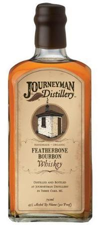 Journeyman Distillery Whiskey Featherbone Bourbon-Wine Chateau