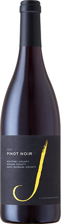 J Vineyards Pinot Noir Multi Ava 2016