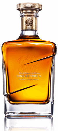 Johnnie Walker Scotch King George V (ENOUGH IN STOCK NOW!)