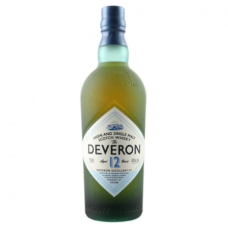 The Deveron Scotch Single Malt 12 Year 2012