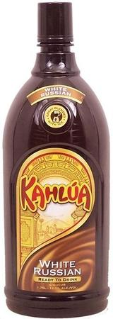 Kahlua White Russian