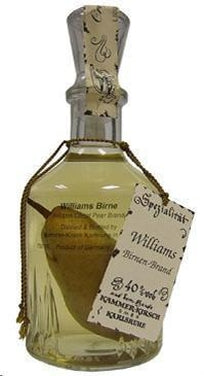 Kammer Brandy Williams Birne Pear In The Bottle