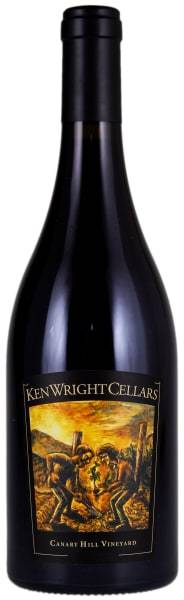 Ken Wright Pinot Noir Canary Hill Vineyard 2017