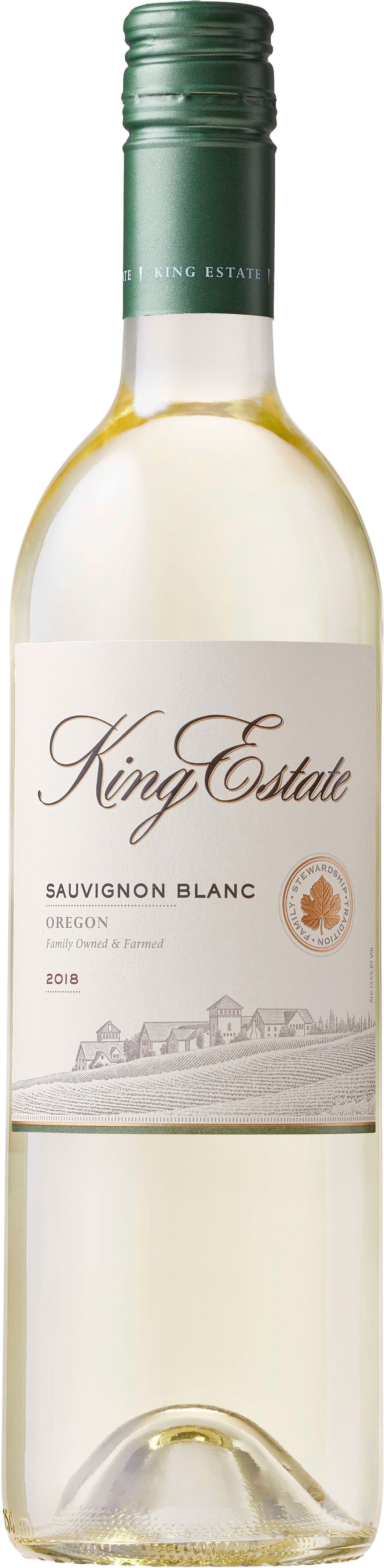 King Estate Sauvignon Blanc 2018