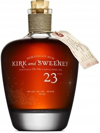 Kirk and Sweeney Rum 23 Year-Wine Chateau