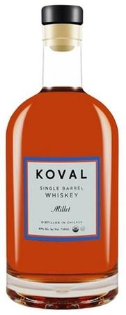 Koval Millet Whiskey Single Barrel-Wine Chateau